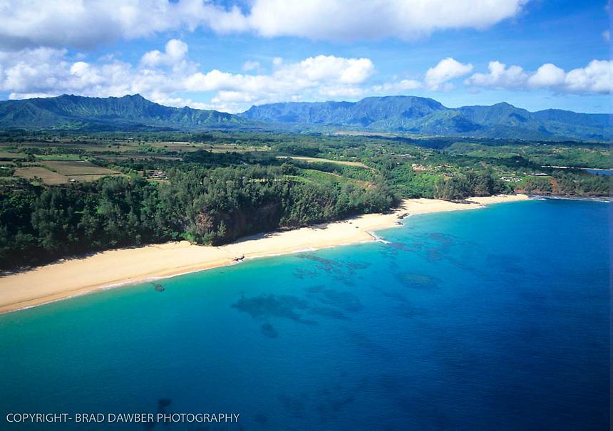 Secret Beach aerial