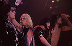 Motley Crue at Madison Square Garden Aug 1985. Tommy Lee