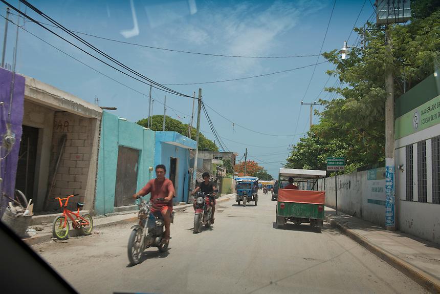Celestun, Yucatan, Mexico