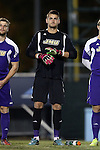 20 November 2014: James Madison's Kyle Morton. The University of North Carolina Tar Heels hosted the James Madison University Dukes at Fetzer Field in Chapel Hill, NC in a 2014 NCAA Division I Men's Soccer Tournament First Round match. UNC won the game 6-0.