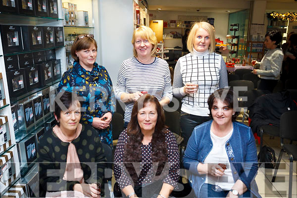 Attending the Weardrobe Tralee &amp; Killarney fashion show in CH Chemists, Tralee on Friday evening last were: Seated L to R: Ann Curtin (Castleisland), Maura Miller (Tralee) &amp; Theresa Hussey of Castlegregory.<br /> Standing L to R: Mary Hussey (Castlegregory), Bernedette O'Brien of Barrow West and Helen McLoughlin of Tralee.
