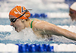 "19 MAR 2016: Kaitlyn Jones of Virgina competes 200 Yard Butterly ""B"" final during the Division I Women's Swimming & Diving Championship held at the Georgia Tech Aquatic Center in Atlanta, GA. David Welker/NCAA Photos"