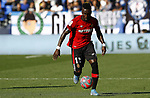 Lago Junior, player of Mallorca from Ivory Coast during La Liga match. Oct 26, 2019. (ALTERPHOTOS/Manu R.B.)