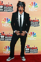 LOS ANGELES, CA, USA - MAY 01: Nikki Sixx at the iHeartRadio Music Awards 2014 held at The Shrine Auditorium on May 1, 2014 in Los Angeles, California, United States. (Photo by Celebrity Monitor)