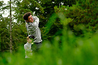 Rory Williamson (Ulster) during final day foursomes at the Interprovincial Championship 2018, Athenry golf club, Galway, Ireland. 31/08/2018.<br /> Picture Fran Caffrey / Golffile.ie<br /> <br /> All photo usage must carry mandatory copyright credit (© Golffile | Fran Caffrey)