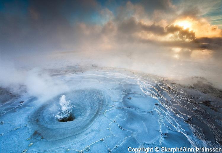 Hveravellir, central highlands of Iceland