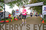 Anne Browne who took part in the Killarney Women's Mini Marathon on Saturday last.