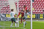 Sport: Fussball: 1. Bundesliga:: nphgm001:  Saison 19/20: 33. Spieltag: 1. FSV Mainz 05 vs SV Werder Bremen 20.06.2020<br />1:0 durch Robin Quaison (M05)<br />Foto: Bratic/rscp-photovia/via gumzmedia/nordphoto<br /><br />DFL regulations prohibit any use of photographs as image sequences and/or quasi-video.<br />EDITORIAL USE ONLY.<br />National and international News-Agencies OUT.<br /><br /> DFL REGULATIONS PROHIBIT ANY USE OF PHOTOGRAPHS AS IMAGE SEQUENCES AND OR QUASI VIDEO<br />EDITORIAL USE ONLY<br />NATIONAL AND INTERNATIONAL NEWS AGENCIES OUT