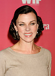 CENTURY CITY, CA. - June 12: Debi Mazar arrives at Women In Film's 2009 Crystal + Lucy Awards held at the Hyatt Regency Century Plaza on June 12, 2009 in Century City, California.
