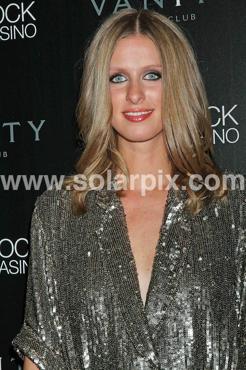 **ALL ROUND PICTURES FROM SOLARPIX.COM**.**SYNDICATION RIGHTS FOR UK, AUSTRALIA, DENMARK, PORTUGAL, S. AFRICA, SPAIN & DUBAI (U.A.E) & ASIA (EXCLUDING JAPAN) ONLY**.Nicky Hilton Hosts Birthday Party for Boyfriend David Katzenberg, Vanity Nightclub at the Hard Rock Hotel and Casino, Las Vegas, NV, USA. 20 March 2010.This pic: Nicky HIlton..JOB REF: 10946    PHZ prm   DATE: 21_03_2010.**MUST CREDIT SOLARPIX.COM OR DOUBLE FEE WILL BE CHARGED**.**MUST NOTIFY SOLARPIX OF ONLINE USAGE**.**CALL US ON: +34 952 811 768 or LOW RATE FROM UK 0844 617 7637**