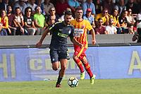 Antonio Candreva Inter<br /> Benevento 01-10-2017  Stadio Ciro Vigorito<br /> Football Campionato Serie A 2017/2018. <br /> Benevento - Inter<br /> Foto Cesare Purini / Insidefoto