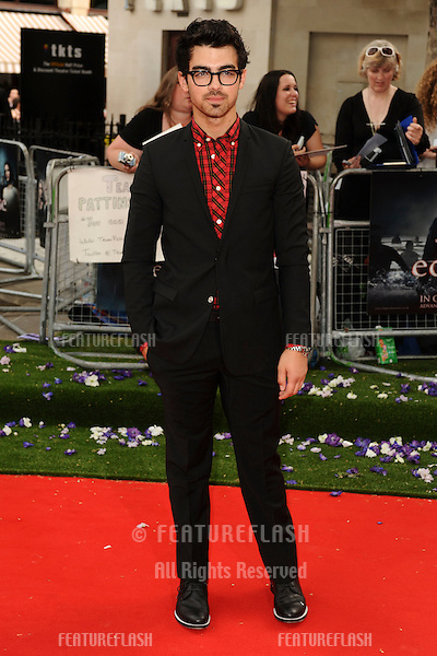 Joe Jonas arriving for the UK Premiere of 'The Twilight Saga: Eclipse', at Odeon Leicester Square, London. 02/07/2010  Picture by: Steve Vas / Featureflash