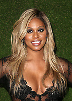 7 January 2018 -  Beverly Hills, California - Laverne Cox. 75th Annual Golden Globe Awards_Roaming held at The Beverly Hilton Hotel. <br /> CAP/ADM/FS<br /> &copy;FS/ADM/Capital Pictures