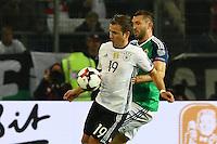 Mario Götze (Deutschland Germany)- 11.10.2016: Deutschland vs. Nordirland, HDI Arena Hannover, WM-Qualifikation Spiel 3