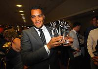 2012 05 11 Swansea City FC awards dinner at the Liberty Stadium, Swansea, South Wales, UK.