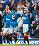 Kenny Miller celebrates his goal