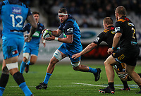 Scott Scrafton of the Blues during the Super Rugby Match between the Blues and the Chiefs at Eden Park in Auckland, New Zealand on Friday, 26 May 2017. Photo: Simon Watts / www.lintottphoto.co.nz