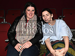 Noreen Macklemore and Sharon Hickey at the Keith Barry show in the TLT. Photo:Colin Bell/pressphotos.ie