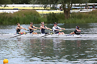 Race: 108: Tier3 4+  Heat 2<br /> <br /> Peterborough Summer Regatta 2017 - Saturday<br /> <br /> To purchase this photo, or to see pricing information for Prints and Downloads, click the blue 'Add to Cart' button at the top-right of the page.