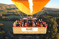 20170411 April 11 Hot Air Balloon Gold Coast