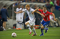Carson, Ca-January 22, 2010: Jeff Larentowitcz of the USA men's national team during a 1-1 tie with Chile at the Home Depot Center in Carson, California.