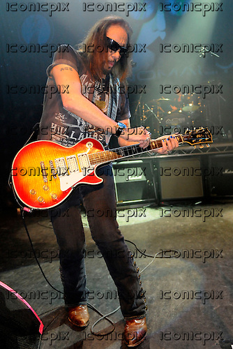 Ace Frehley - set list at the Shepherds Bush Empire London - 17 Dec 2009.  Photo by: George Chin / IconicPix