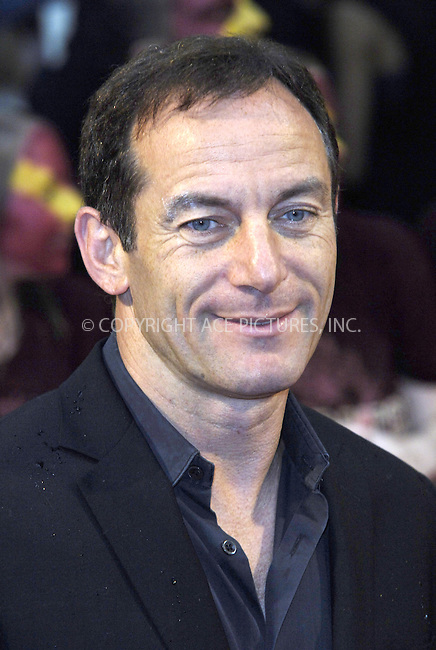 """WWW.ACEPIXS.COM . . . . .  ..... . . . . US SALES ONLY . . . . .....July 7 2009, London....Jason Issacs at the World Premiere of """"Harry Potter And The Half-Blood Prince"""" held at the Empire Leicester Square on July 7 2009 in London....Please byline: FAMOUS-ACE PICTURES... . . . .  ....Ace Pictures, Inc:  ..tel: (212) 243 8787 or (646) 769 0430..e-mail: info@acepixs.com..web: http://www.acepixs.com"""