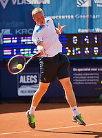 September 01, 2014,Netherlands, Alphen aan den Rijn, TEAN International, Jelle Sels (NED)<br /> Photo: Tennisimages/Henk Koster