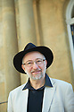 wildlife photographer Steve Bloom at The Oxford Literary Festival at Christchurch College Oxford  . Credit Geraint Lewis