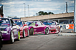 Drift competitors queue up for qualifying