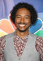 BEVERLY HILLS, CA - AUGUST 8: Samba Schutte at the 2019 NBC Summer Press Tour at the Wilshire Ballroom in Beverly Hills, California o August 8, 2019. <br /> CAP/MPIFS<br /> ©MPIFS/Capital Pictures