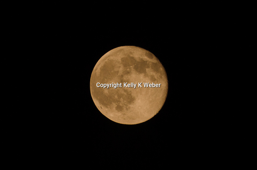 Honey Moon 2014, Friday the 13th Full moon just before Midnight on June 13, 2014