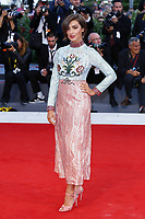 VENICE, ITALY - SEPTEMBER 03: Stella Egitto attends ''The Leisure Seeker (Ella & John)' Red Carpet during 74nd Venice Film Festival at Palazzo Del Cinema on September 3, 2017 in Venice, Italy. (Mark Cape/insidefoto)