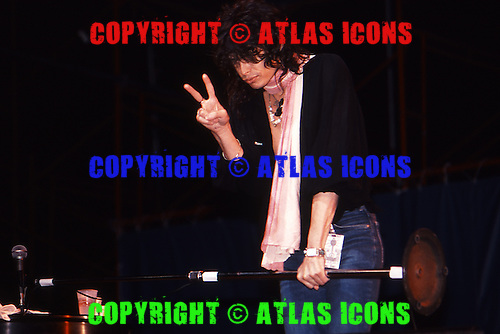 Aerosmith; 1982<br /> Photo Credit: Eddie Malluk/Atlas Icons.com