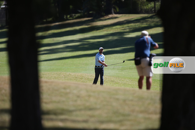 David Howell (ENG) on the 14th fairway during Round Three of the Africa Open 2015 at the East London Golf Club, East London, Eastern Cape, South Africa. Picture:  David Lloyd / www.golffile.ie. 07/03/2015