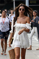 Emily Ratajkowski sighting 081618