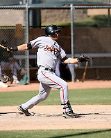 Brad Boyer / San Francisco Giants 2008 Instructional League..Photo by:  Bill Mitchell/Four Seam Images