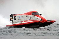 Jim Robb (#47)     (Formula 1/F1/Champ class)