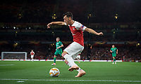 Mesut Özil of Arsenal during the UEFA Europa League match group between Arsenal and Vorskla Poltava at the Emirates Stadium, London, England on 20 September 2018. Photo by Andrew Aleks / PRiME Media Images.