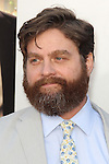 "Zach Galifianakis. Los Angeles premiere of Warner Bros. Pictures' and Legendary Pictures' ""The Hangover Part III,"" at the Westwood Village Theater. Los Angeles, CA USA. May 20, 2013.©CelphImage"