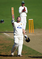 110330 Plunket Shield Cricket - Wellington Firebirds v Central Stags