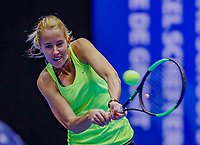 Rotterdam, Netherlands, December 13, 2017, Topsportcentrum, Ned. Loterij NK Tennis, Chayenne Ewijk (NED)<br /> Photo: Tennisimages/Henk Koster