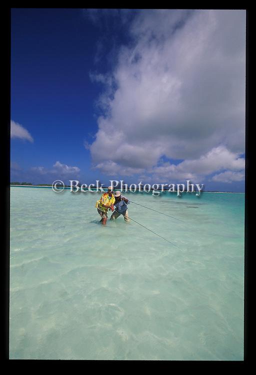 Guiding on Christmas Island
