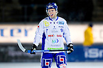 Stockholm 2013-02-10 Bandy Elitserien , Hammarby IF - IFK Vänersborg :  .Vänersborg 7 Robin Lundqvist .(Byline: Foto: Kenta Jönsson) Nyckelord:  porträtt portrait