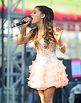 Ariana Grande at The 2013 KIIS FM Wango Tango held at The Home Depot Center in Carson, California on May 11,2009                                                                   Copyright 2013 DVS / RockinExposures
