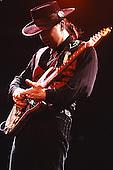 Stevie Ray Vaughan: Live: New York City: On November 1, 1989:.Photo Credit: Eddie Malluk/Atlas Icons.com
