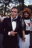 Dick Cavett 1986 at Liz Taylor Tribute<br />