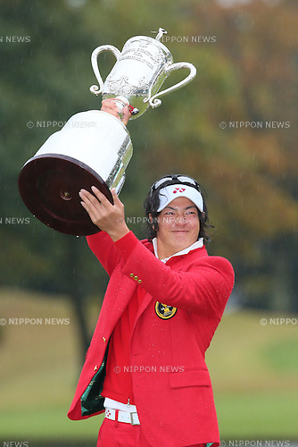 Ryo Ishikawa (JPN), .NOVEMBER 11, 2012 - Golf : .Mitsui Sumitomo Visa Taiheiyo Masters .Final Round .at Taiheiyo Club Gotemba Course, Shizuoka, Japan. .(Photo by YUTAKA/AFLO SPORT) [1040]