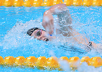 July 30, 2012..Missy Franklin of USA competes in women's 200m Freestyle semifinal at the Aquatics Center on day three of 2012 Olympic Games in London, United Kingdom.