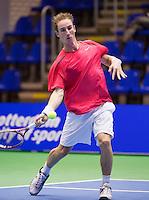 13-12-12, Rotterdam, Tennis Masters 2012,     Mark de Jong